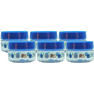 G-Pet Blue Print Magic Container 50 ml ( Pack of 6)
