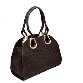 Brown & Bow blac k color Hand bag