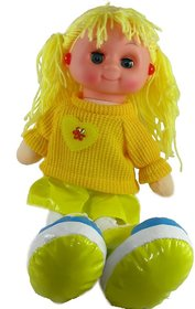 Tickles Doll with light and music kids