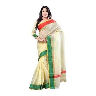 Rajnandini Women's Kota Doria saree