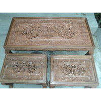 Coffee Table Set 3 Pices