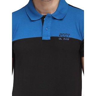 Men's B Blue T Shirt