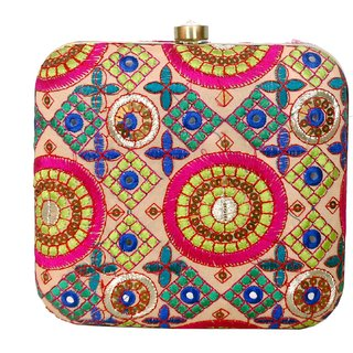 Womens Designer Clutch Bags Multi S-11
