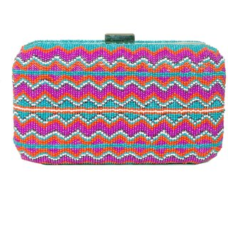 Womens Designer Clutch Bags Multi S-12