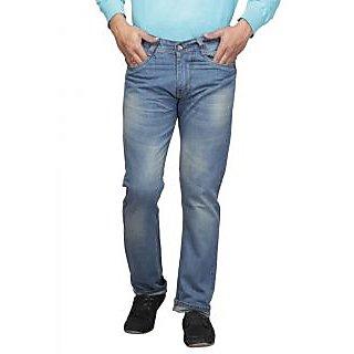 Denim Blue Regular Fit  Jeans (JK-JEN-26)