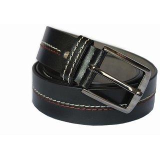 Rags Style Genuine Leather Formal Belt For Men