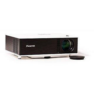 XElectron UC80 HD Ready LED Cinema Projector With HDMI/AV/VGA/USB/SD/TV Input