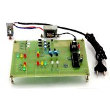 Density Based Traffic Signal System-DIY(Do It Yourself) Kit
