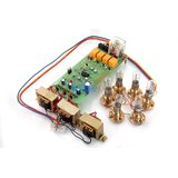 Induction Motor Protection System-DIY(Do It Yourself) Kit