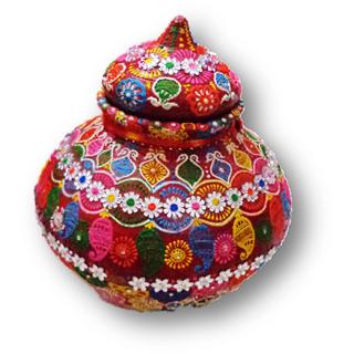 Surbhi Handmade Decorative Kalash