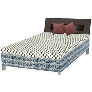 Shop Rajasthan Pure Cotton Sanganeri Print Single Bed Sheet (SRB2047)