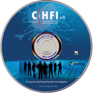Computer Hacking Forensics Investigator V8 Course And Tools On 5 DVDs