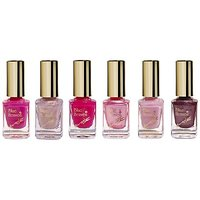 Blue Heaven Combo Of 6 Xpression Nail Paint (928, 944, 993, 945, 999 & 963) 9 Ml Each