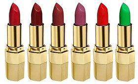 Blue Heaven Combo Of 6 Xpression Lipstick