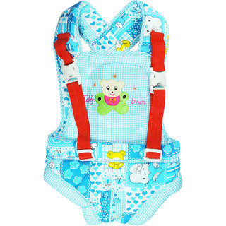 Ole Baby Durable Embroidery Two Way Baby Carrier (OB-BCB-B168)