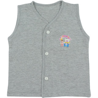 Ole Baby Sleeveless Front Open Vest (OB-SLTS-431XL1)