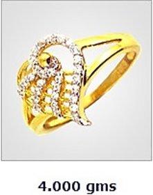 Sambhav Women's Ring (Design 1)