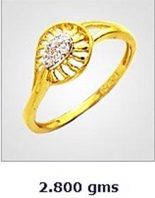 Sambhav Women's Ring (Design 5)