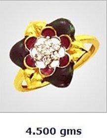 Sambhav Women's Ring (Design 8)