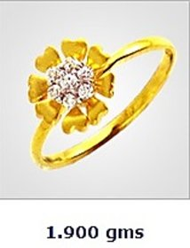 Sambhav Women's Ring (Design 15)