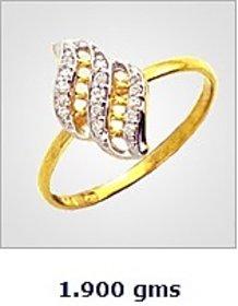 Sambhav Women's Ring (Design 25)