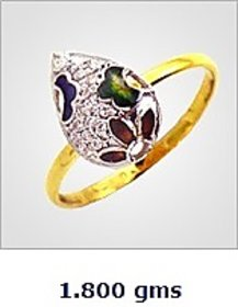 Sambhav Women's Ring (Design 29)