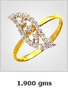 Sambhav Women's Ring (Design 40)