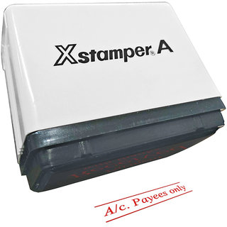 Xstamper Pre ink Stamp (A/c. Payees Only)