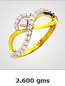 Sambhav Women's Ring (Design 44)