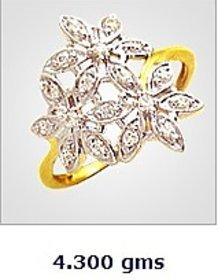 Sambhav Women's Ring (Design 50)