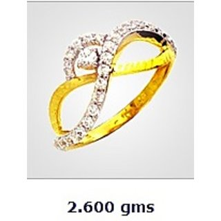 buy sambhav women s ring design 44 online shopclues com