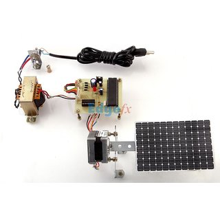 Sun Tracking Solar Panel Diy Do It Yourself Kit At Best
