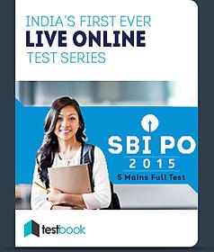 SBI PO 5 Mains Full Test