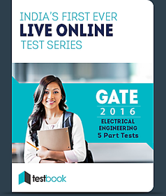 GATE (Electrical Engineering) 5 Part Tests