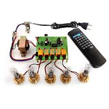 TV Remote Operated Domestic Appliances Control-DIY(Do It Yourself) Kit