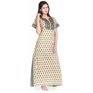 Traditional Night Wear Gown