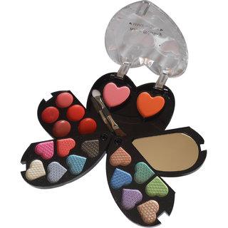 Kiss Beauty Makeup Kit The Polytropic Color