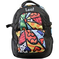Laptop Backpack Multicolor Space Print 002