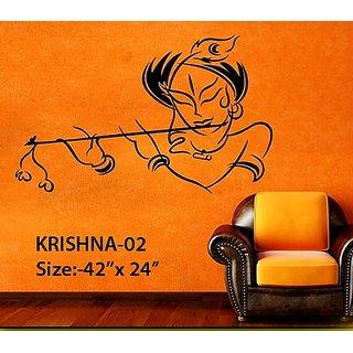 Wall Stencils krishna