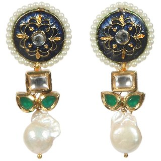 Envy Gold Plated Gold Drop earring