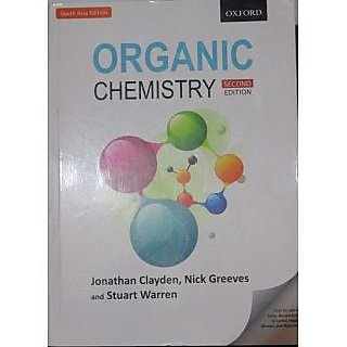 ORGANIC CHEMISTRY, 2nd Edition book by CLAYDEN