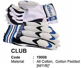 Cosco Club Batting Gloves