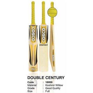Cosco Double Century Cricket Bat