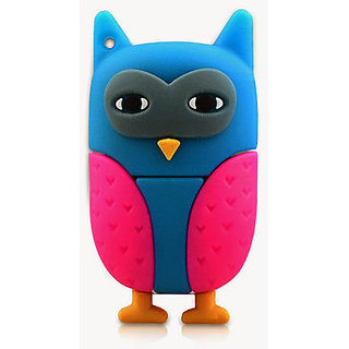 Owl Brand Microware Colour Blue Capacity 8 Gb  Interface Usb 2.0