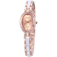 Weiqin Imported Trendy Casual Analog Alloy Band Womens Watch  NWA06S035C0