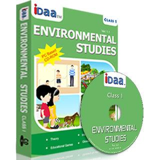 Class 1 CBSE Environmental Studies CD -IDaa