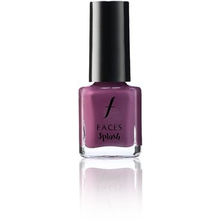 FACES Splash Nail Enamels Purple Rain
