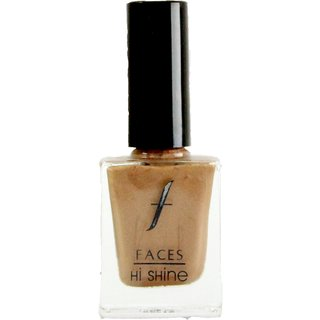 FACES Hi Shine Nail Enamel Skin Tight