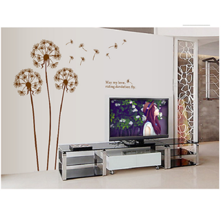 Asmi Collections PVC Octopus Tree Wall Sticker