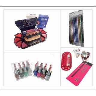 GCI Fashion Color Combo Makeup Sets 6 In 1 Cos-01